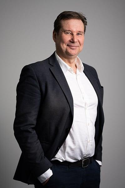 Jörgen Enström - VD, Exor