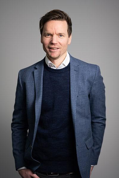 Per Hallström - Konsultchef Exor